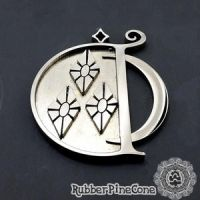 Ministry Of Image Pendant by ChaosDrop
