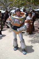 Steampunk Buzz Lightyear by Anime-Ray