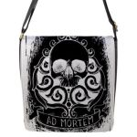 Ad Mortem Messenger bag by ShayneOtheDead