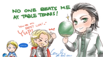 Idiot brother Thor by waiyiu