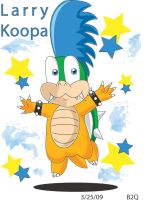 Larry Koopa by Bowser2Queen