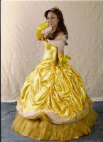 :Princess Belle: by Lil-Kute-Dream