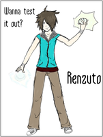 Renzuto Request by IAmOneHellOfAButler