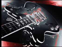 Guitar Wallpaper by eaSe-one