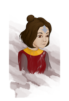 Master Jinora by theroguesigil