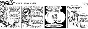 Duckie the Self Aware Duck 27 by CptMunta