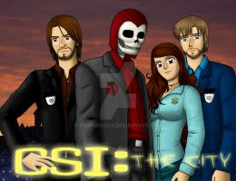 CSI: the city by CSupernova