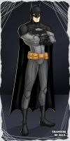 Just another batman ( MI Colors) by crow110696