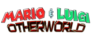 Mario and Luigi Otherworld Logo by KingAsylus91