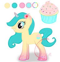 Sprinkle hooves for TabbyPony by Lost-in-Equestria