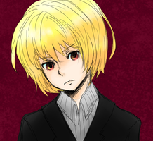 Kurapika~~ by Foxmi