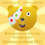 BBC's Children in Need 2011 by WillZMarler