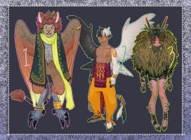 (CLOSED) Adoptables 07 by SunnyCove
