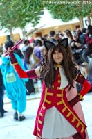 Katsucon 2015 - Magical Girl by VideoGameStupid