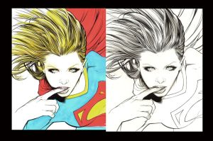 Supergirls by 6nailbomb9