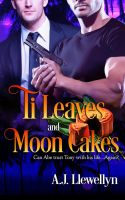 Book Cover Art: Ti Leaves and Moon Cakes by ajCorza