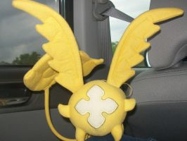 Timcanpy Plush, D. Gray man by CronaBaby