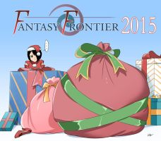 Fantasy Frontier Xmas 2015 part 1 by lostonezero