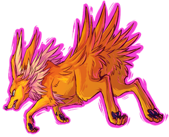 Jolteon by MrsDrPepper