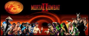 Mortal Kombat 2 Legends by xxxphx