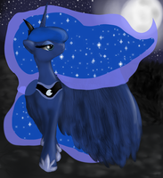 Princess Luna by Vaileaa