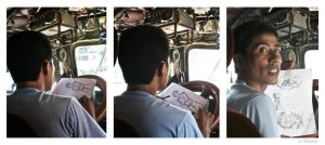 Life of a Jeepney driver. by dae-mon1