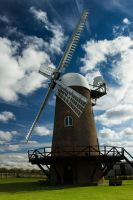Wilton Windmill by TouchedD