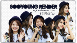 [PNG PACK] Sooyoung by sUJiRim