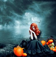 Halloween Time I by above-the-skies
