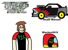 Blackevil915 in Twisted Metal by blackevil915