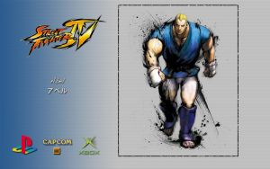 SFIV - Abel - Wallpaper by iFab