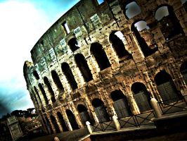Coliseo by warriorsoul79