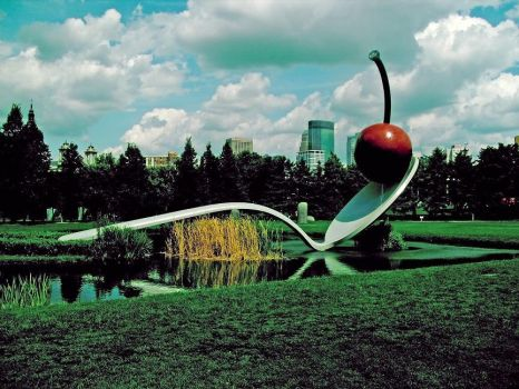 Spoonbridge and Cherry by arenee1999