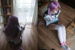 School Girl Espeon Kidnapped 1 by Natsuko-Hiragi