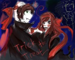 Trick the Treat by Near-lawliet301