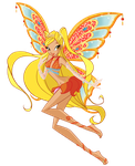 Stella Enchantix png by TheDamnedFairy