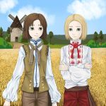 APH: Poland and Lithuania by Amy-desu