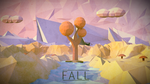 Low poly art - Fall by Izeer