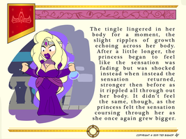 Another Princess Story - Ill Results by Dragon-FangX