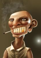 Gold tooth by DanAngelone