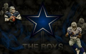Dallas Cowboys by ROOFIEMTL