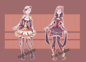 Costume adopts (CLOSED) by Epic-Soldier