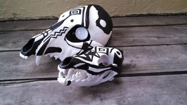 Skulls by LordOfRappigs