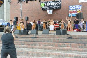 Puerto Rican/Latin Festival, Little Jungle Moves by Miss-Tbones