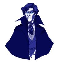 SherlockxPotO: the Phantom by cocokat