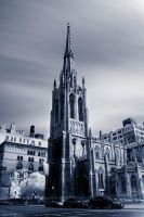 City Church by Death-By-Romance