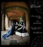 Vocaloid Cantarella:Entrapment by Astellecia