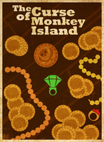 The Curse of Monkey Island - By Sergio Leone by Nemiant