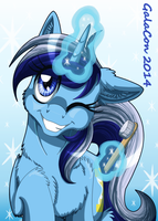 Project GLACEON: Colgate by InuHoshi-to-DarkPen