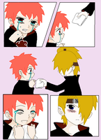 Sasori's New Friend Comic by Saki09